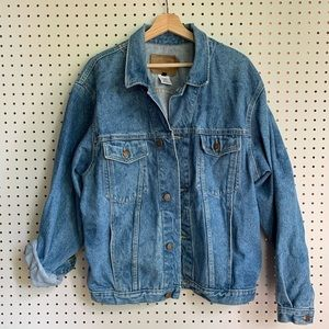 Vintage Calvin Klein denim jacket